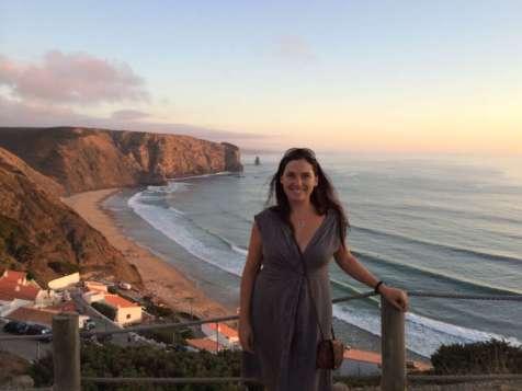 Anna Conley in Arrifana