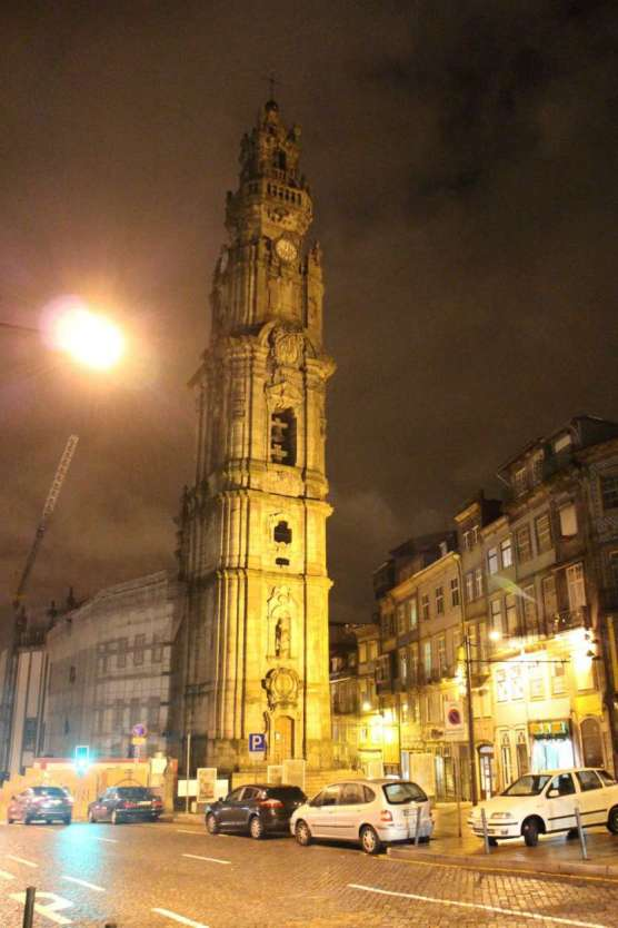 Torre Medieval do Porto