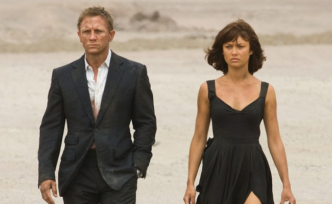 In Defence Of Quantum Of Solace
