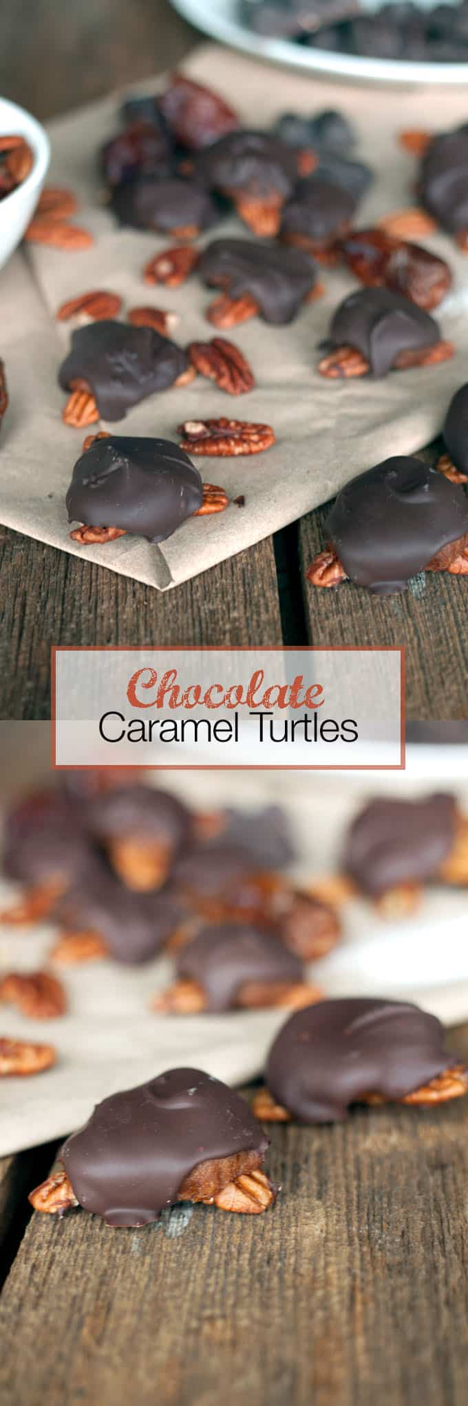 turtles chocolate recipe