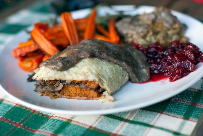 Vegan Beef Wellington Recipe
