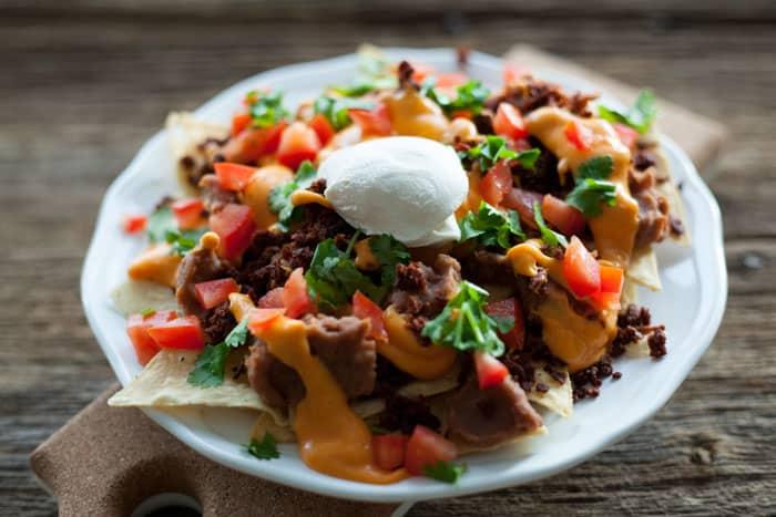 vegan superbowl nachos recipes