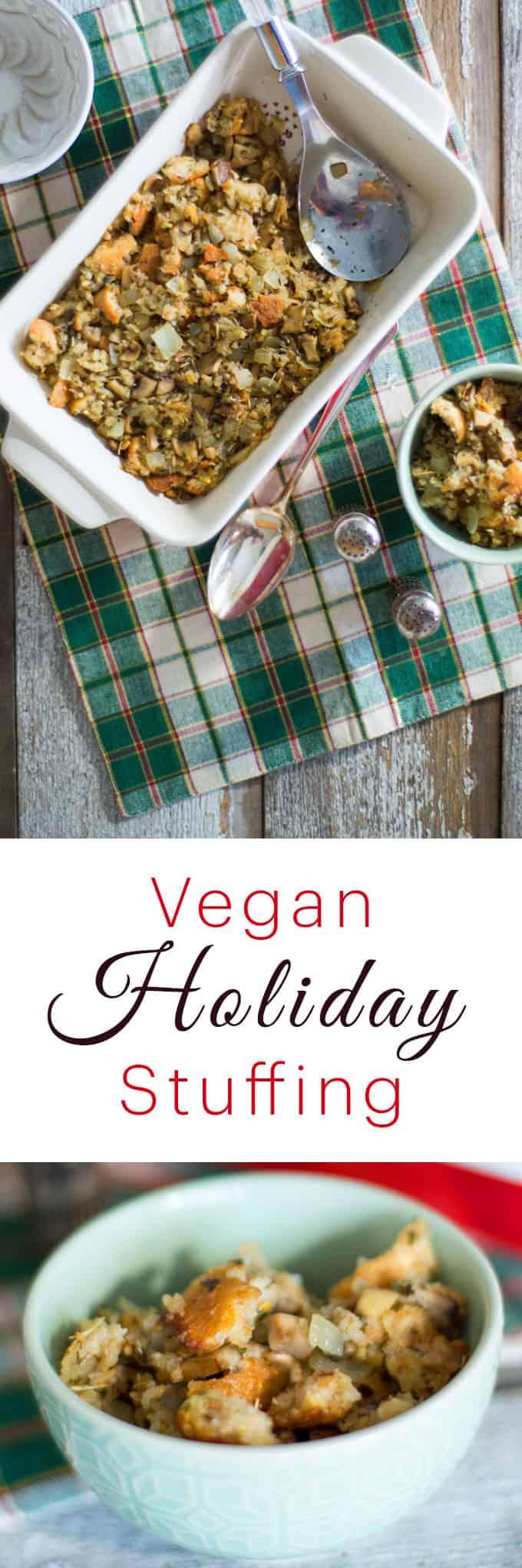best vegan stuffing recipe