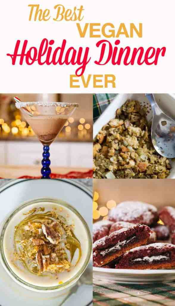 Vegan Christmas Dinner Menu Ideas