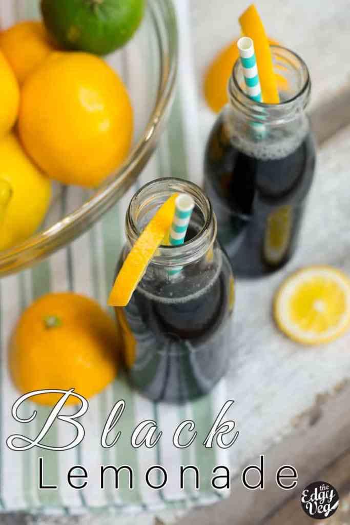 DIY BLACK CHARCOAL Lemonade Recipe | CHEAP Hangover Cure | Detoxify Your Body