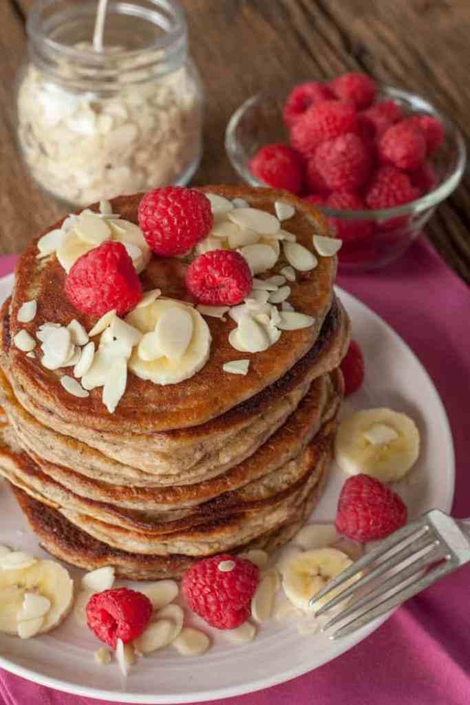 Protein Pancakes recipe vegan