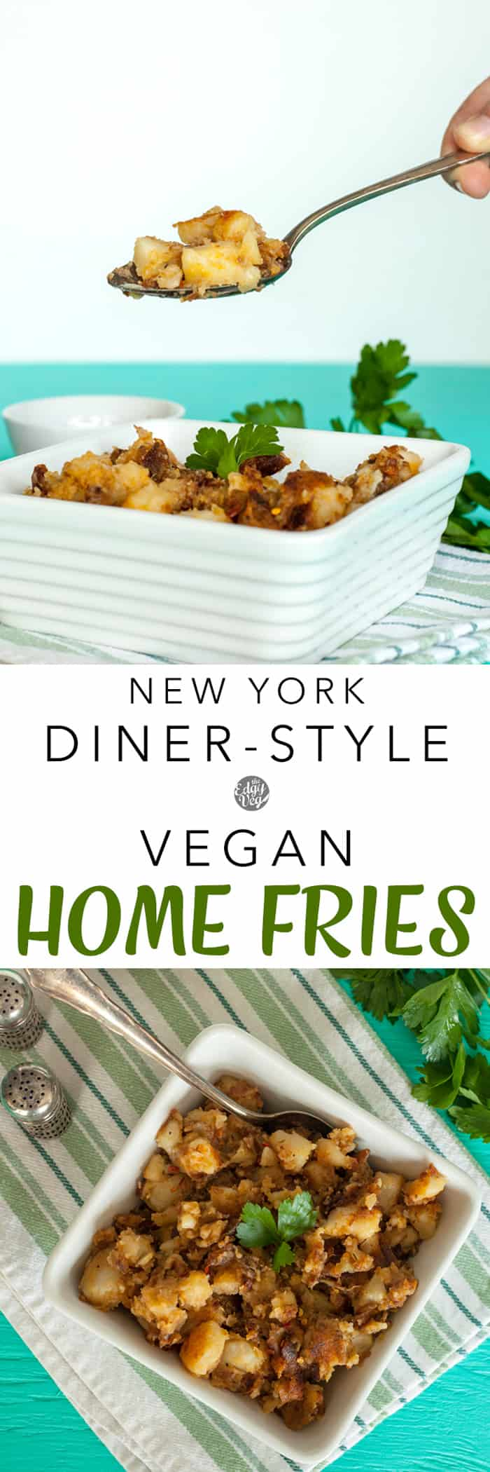 recipe for home fries vegan recipe