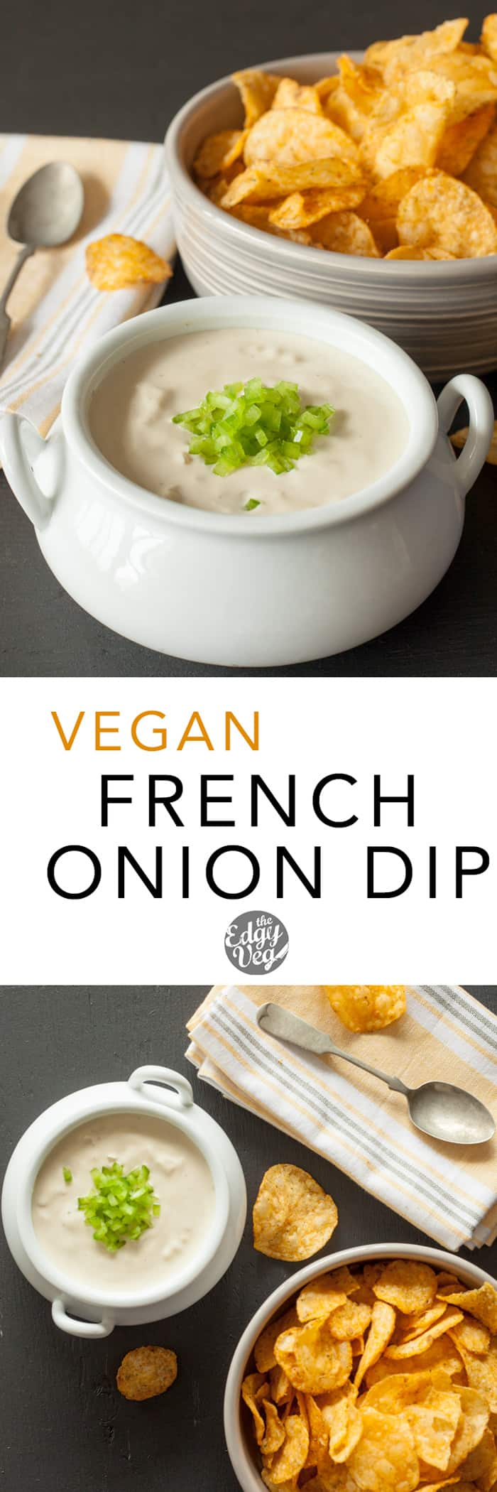 French Onion Dip Recipe Easy
