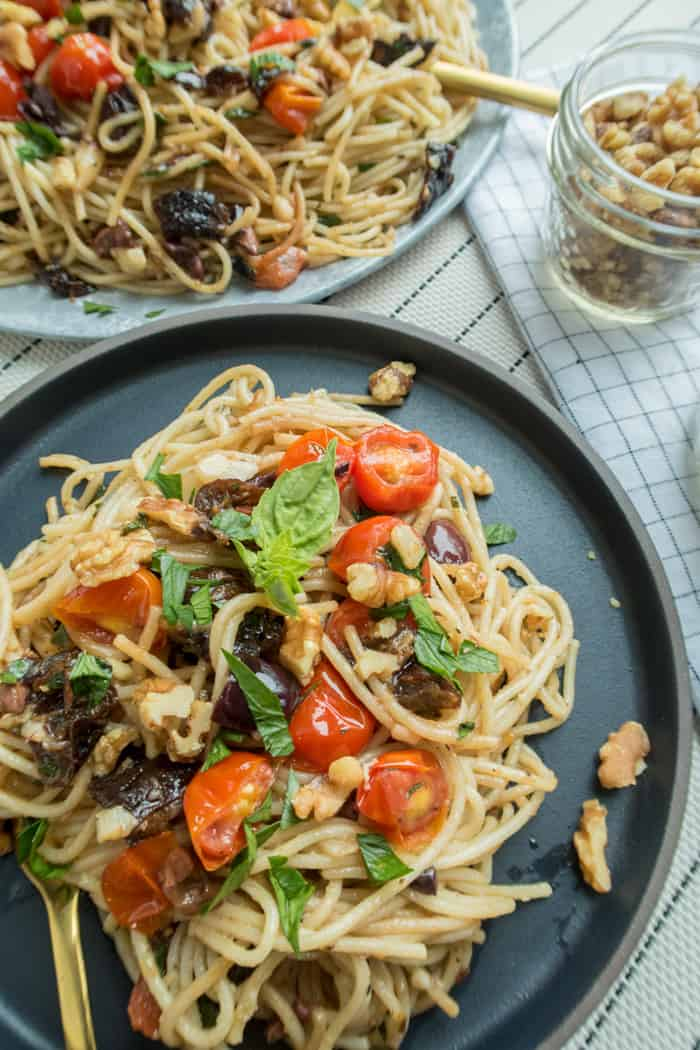 Vegan Spaghetti recipe