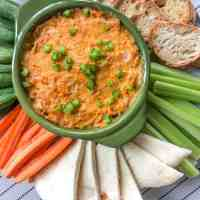 "BUFFALO ""CHICKEN"" DIP 