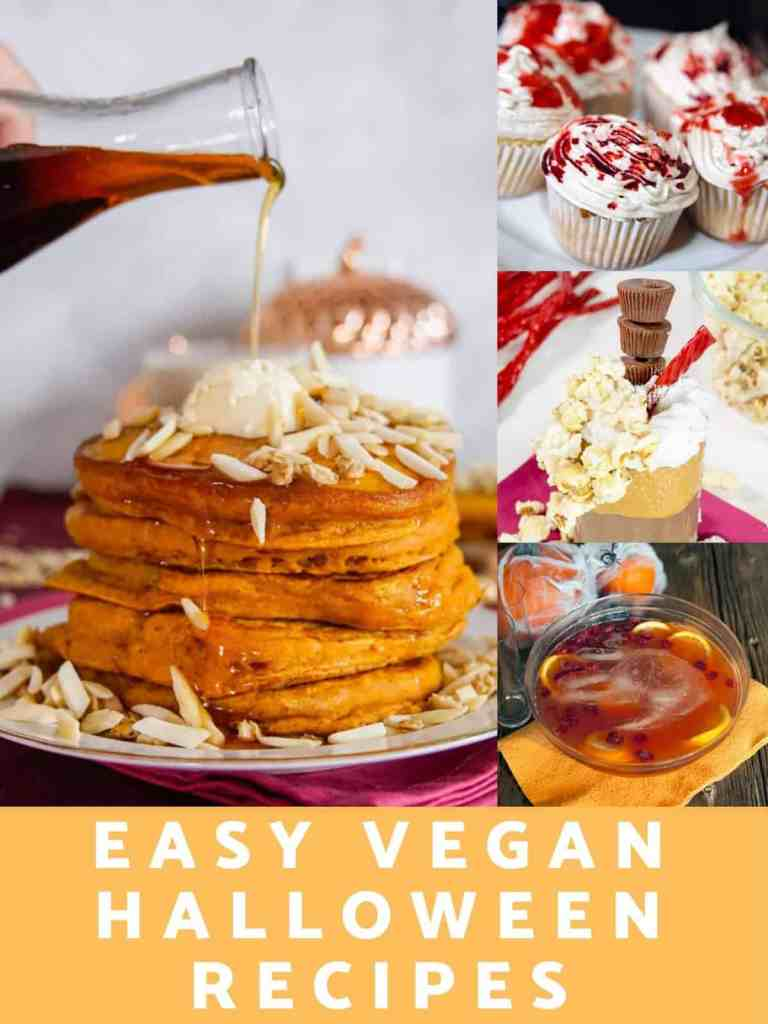 Easy Vegan Halloween Recipes
