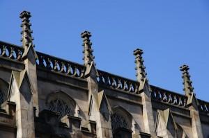 St John's Church Blue Sky