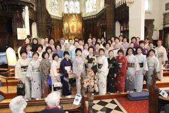 46 Ladies in Kimonos!
