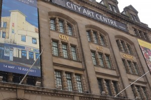 The Edinburgh Reporter City Art Centre