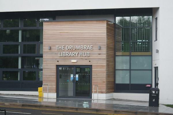 The Drumbrae Library Hub