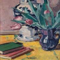 Tulips by FCB Cadell £80000