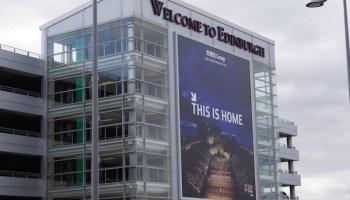 TER Edinburgh Airport
