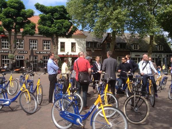 Houten old village centre
