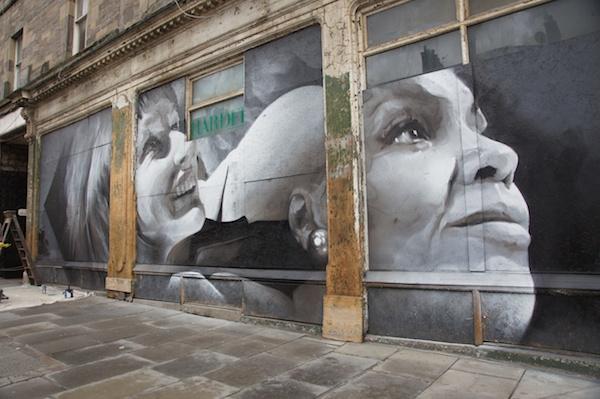 Public Art on Leith Walk 13