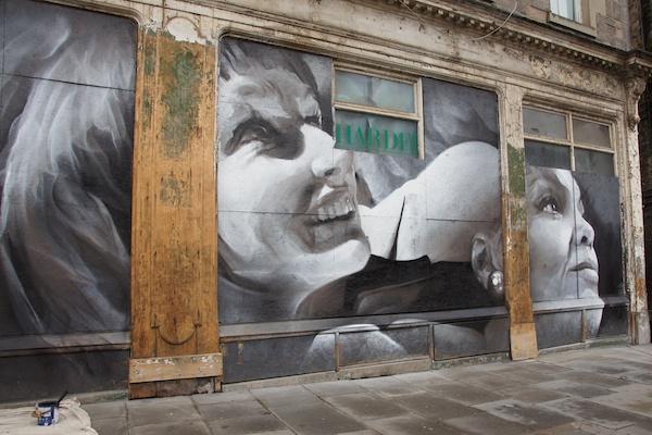 Public Art on Leith Walk 16
