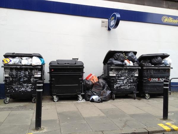 TER Trade bins