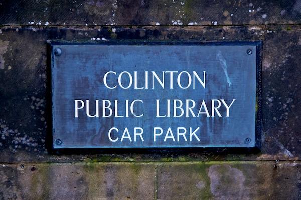 Colinton Library 8