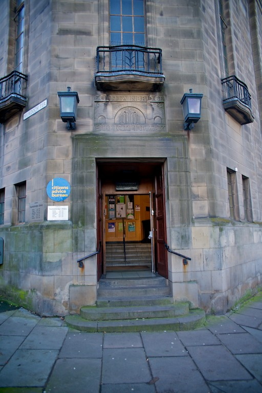 Fountainbridge Library 4