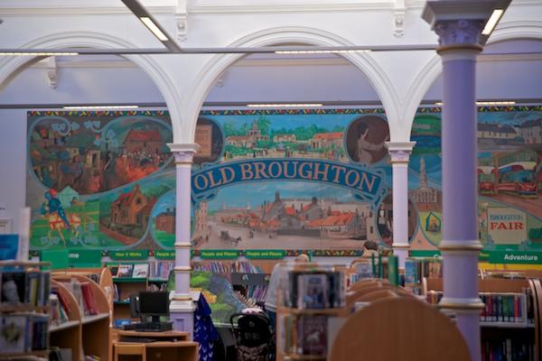 McDonald Road Library 6