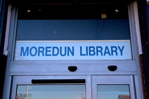 Moredun Library 2
