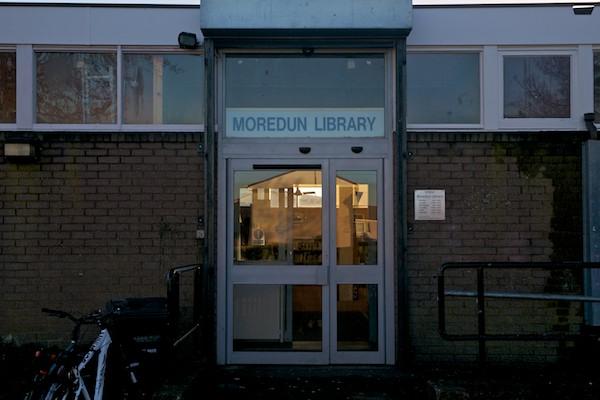 Moredun Library 3