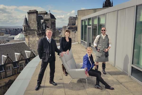 IMAGE 2 - Hotel Missoni Edinburgh crowned as G&V Royal Mile Hotel