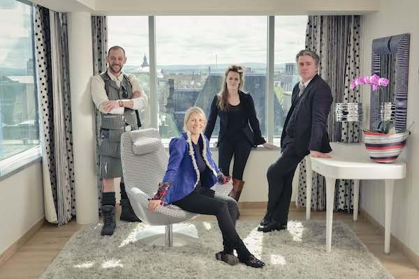 IMAGE 3 - hotel Missoni Edinburgh crowned as G&V Royal Mile Hotel