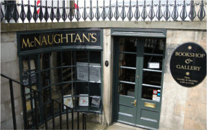 mcnaughtan's bookshop and gallery