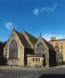st vincent's chapel stockbridge