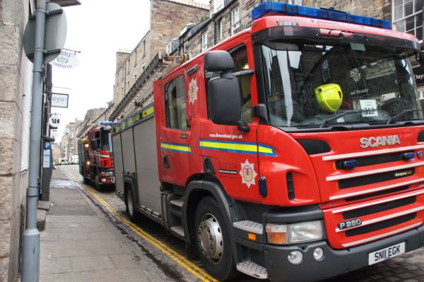 Firefighters tackle late night primary school blaze