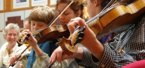 Cafe Ceilidh for St Patrick's Day