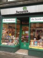 barnardoes book shop newington