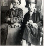 Camille and Jessie in old age