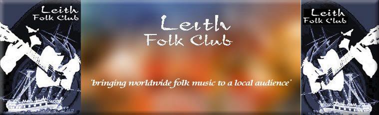 leith folk club image