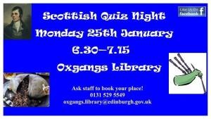 scottish quiz night at oxgangs