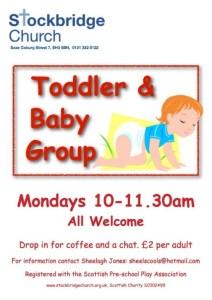 stockbridge toddler and baby group