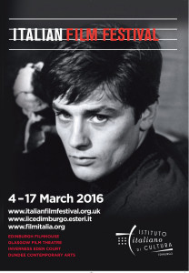 Italian Film Festival 2016 main poster