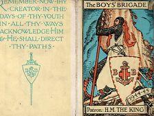 boys brigade old card
