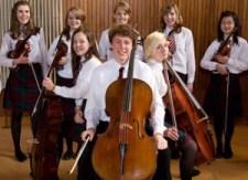 caritas strings - george watson's