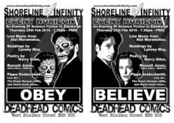 shoreline of infinity at deadhead comics