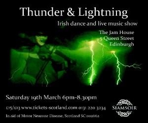 Thunder & Lightning - Siamsoir