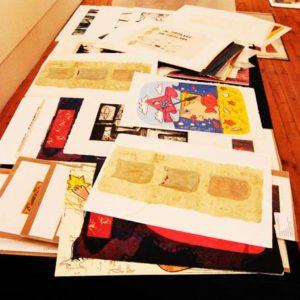 edinbnurgh printmakers clearance sale