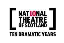 national theatre of scotland logo