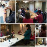 garden social for dementia at RBGE