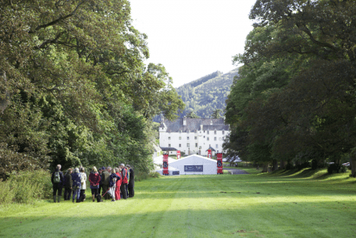 BBIF Traquair House and Grounds